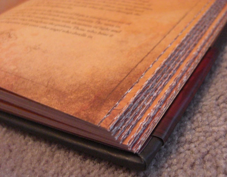 Textured Pages