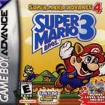 Super Mario Adv 4 Mario3