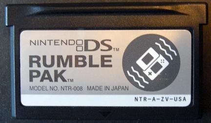 DSRumblePak