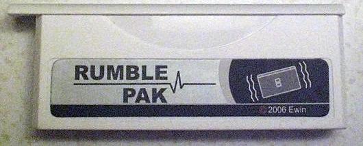 Rumble Pak Lite