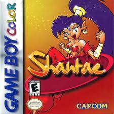 Shantae box