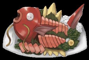 Pokemon Sushi Five E3 2013 Predictions That Will NOT Come True Five E3 2013 Predictions That Will NOT Come True Magikarp 300x202