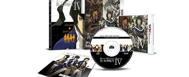 Shin Megami Tensei IV Banner