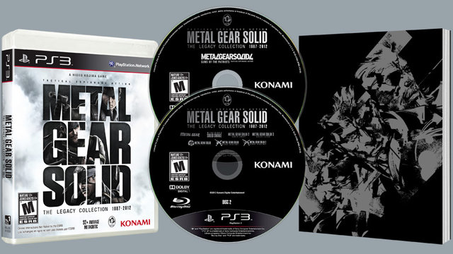 Metal gear solid: the legacy collection wikipedia.