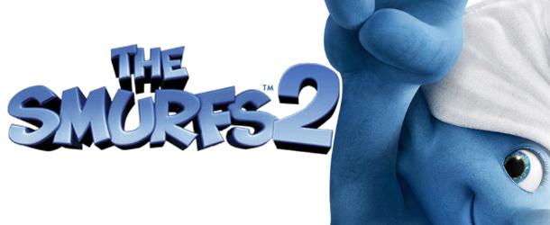 Smurfs 2 Banner