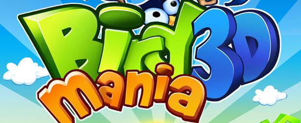 Bird Mania Banner