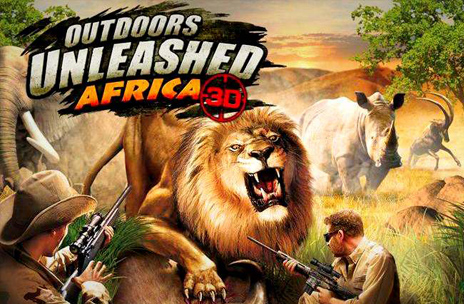 Outdoors Unleashed Africa 3D banner