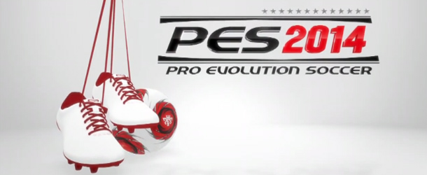 PES 2014 banner