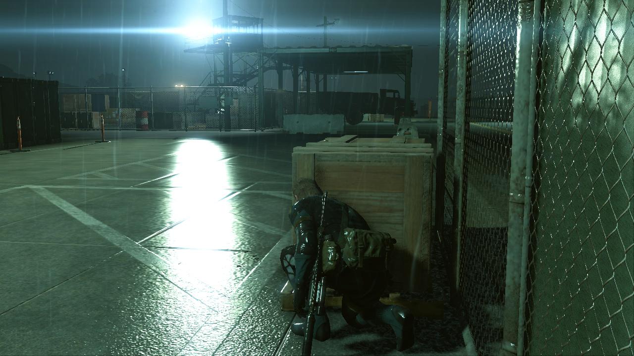Metal Gear Solid V screen1