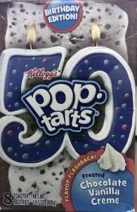 PopTarts Box Front