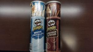 Pringles Holiday banner