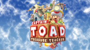 Captain Toad Treasure Banner