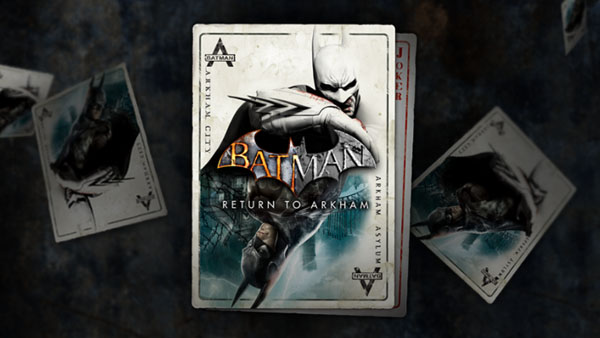 Batman: Return to Arkham Now Available