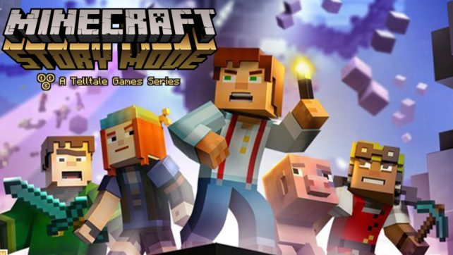 NEWS – Minecraft Story Mode Episode 1 is Now Free