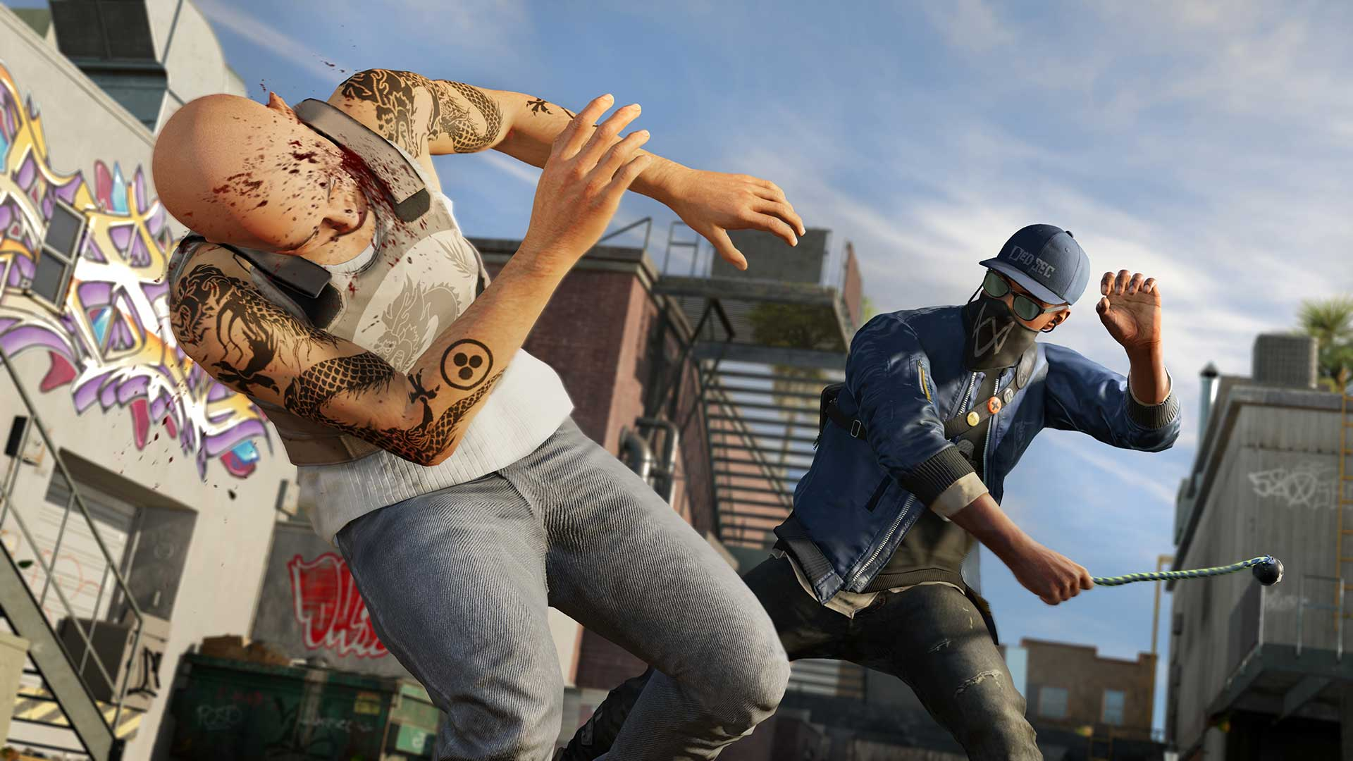 Watch Dogs  Difficulty Dlc