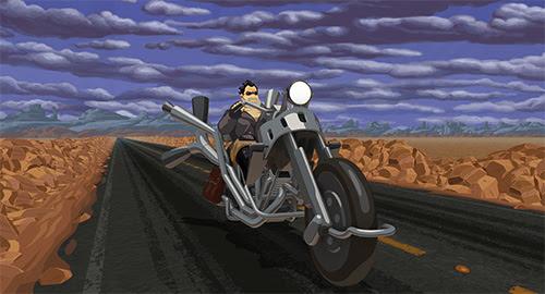NEWS – Here's the Trailer for Full Throttle Remastered