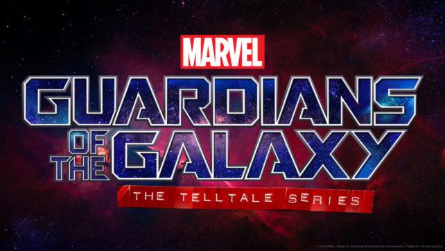 NEWS – Telltale Announced Guardians of the Galaxy The Telltale Series