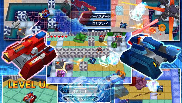 REVIEW – Touch Battle Tank Tag Combat 3DS eShop