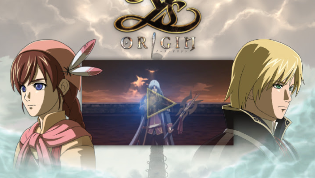NEWS – Ys Origin Being Revived for PS4 and Vita in 2017